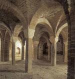 Chiesa di S.M. Assunta, cripta romanica