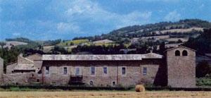 Castello di Beldiletto, esterno