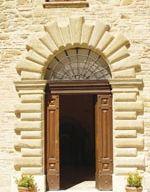 Palazzo Marchetti, portale